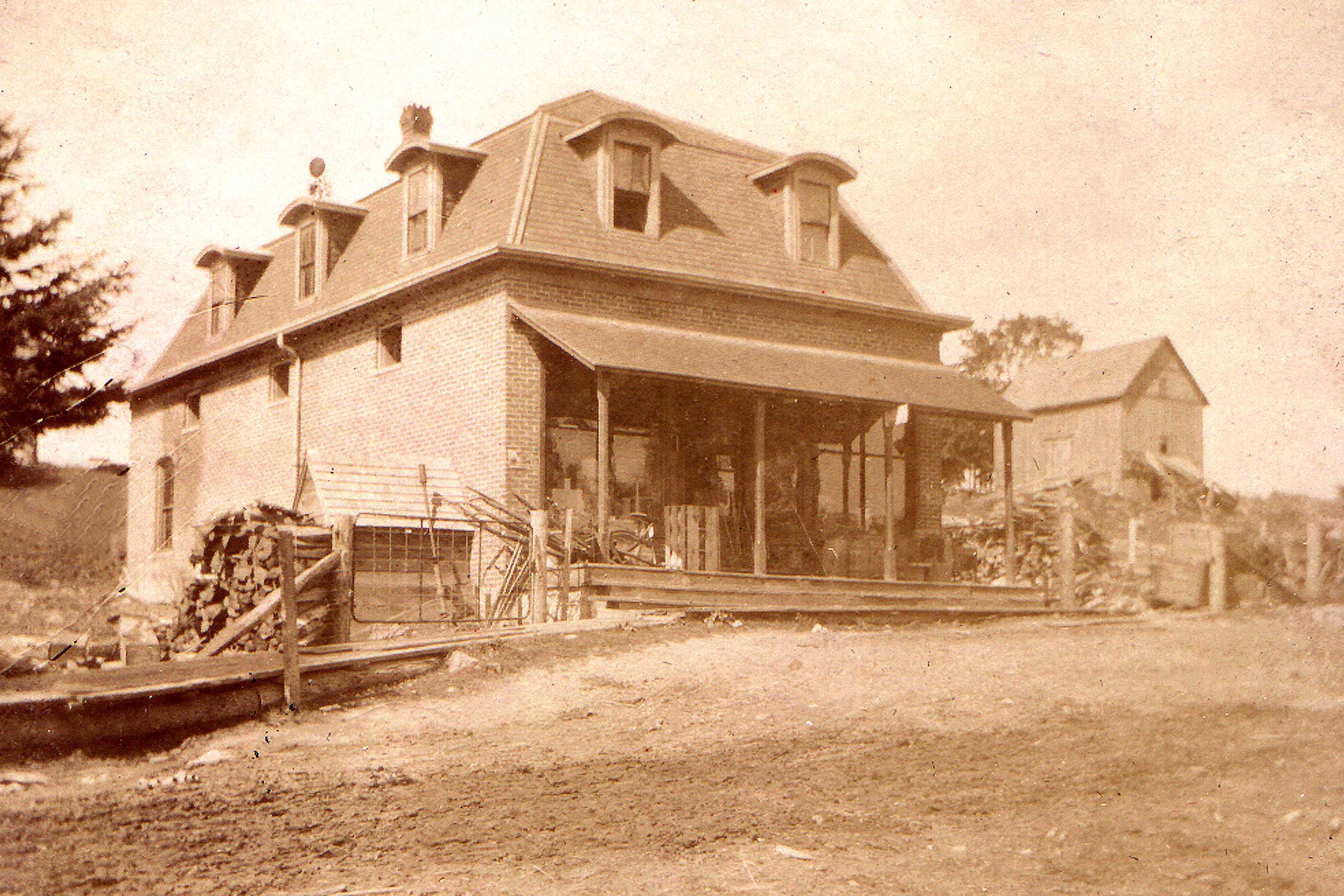 Whitestone Historical Society Photo